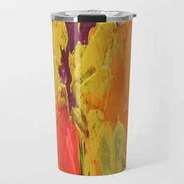 Tulip Sea ©Cindy Williams Travel Mug