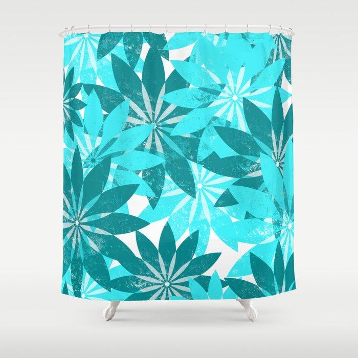 Tosca Flower Shower Curtain