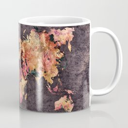 world map 68 Coffee Mug