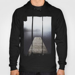 Fading into the mist Hoody
