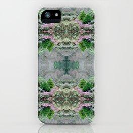 Forest Gardens Pattern iPhone Case