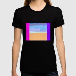 Sand dune desert sahara T-shirt