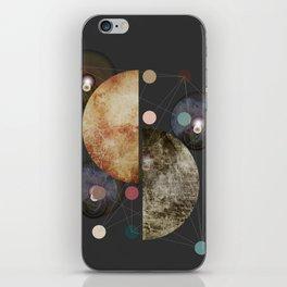 FUTURE UNIVERSE DARK iPhone Skin