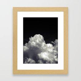 Cloudbank - 4 Framed Art Print