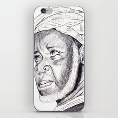 sheikh ibrahim nyass iPhone & iPod Skin