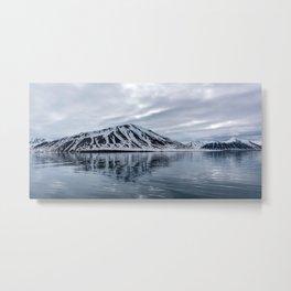 Svalbard Summer Metal Print
