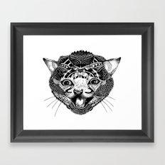 GAT. Framed Art Print