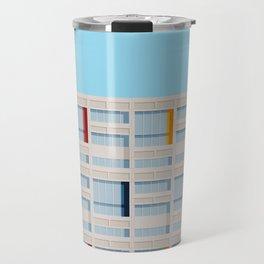 S04-1 - Facade Le Corbusier Travel Mug