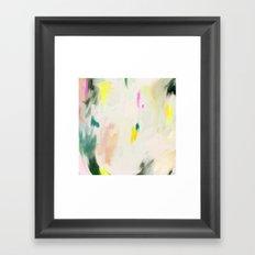 abstract love 1 Framed Art Print