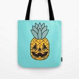 Pineapple Lantern Tote Bag