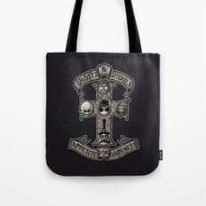 APPETITE FOR DARKNESS Tote Bag