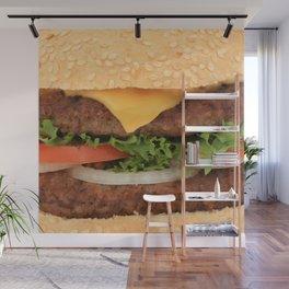 Burgerz Wall Mural