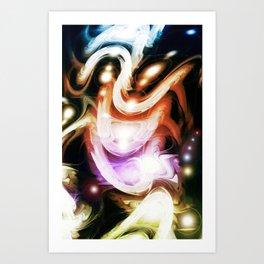 """Star Light, Star Brite!!!"" Art Print"