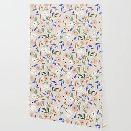 Tulum Floral Wallpaper