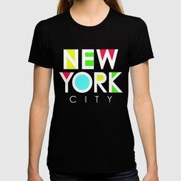 New York City Retro T-shirt
