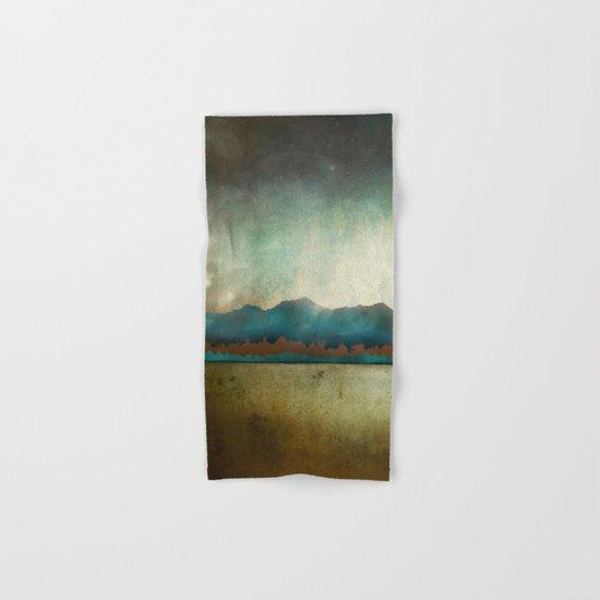 Turquoise Mountain Hand & Bath Towel