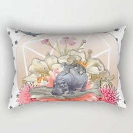 ANIMAL PYRAMID Rectangular Pillow