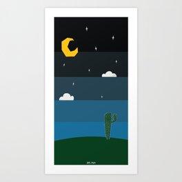 Esfria Art Print