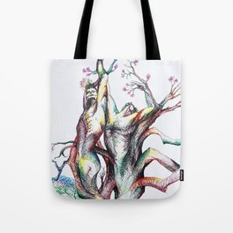 Holding you for Eternity Tote Bag
