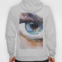 Blue eye Hoody