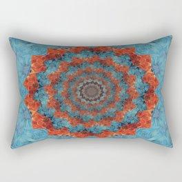 Blossoming woe Rectangular Pillow