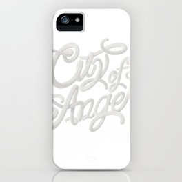 City of Angels  iPhone Case