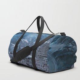 The Curse on Tomorrowscape Duffle Bag