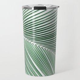 Palm leaf Travel Mug