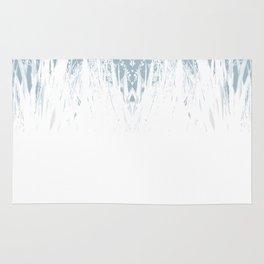 Field Flowers - Blue Rug