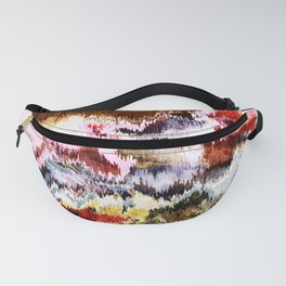 calico Fanny Pack