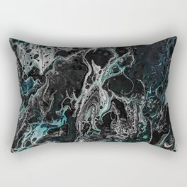 Ghostly Apparition Rectangular Pillow