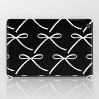 bows iPad Cases featuring Bows  by OhSoFabulous