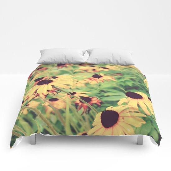 Rudbeckia - Cone Flower - JUSTART © Comforters