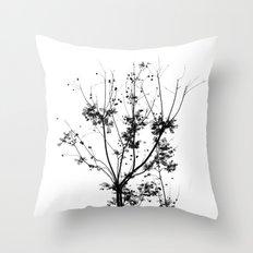 The Grow. Throw Pillow
