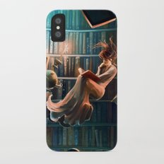 Need more than one life iPhone X Slim Case