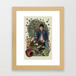 Exotic Fortunes Framed Art Print