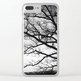 The Wishing Tree II Clear iPhone Case