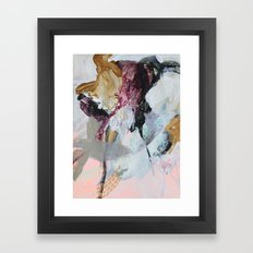 1 0 1 Framed Art Print