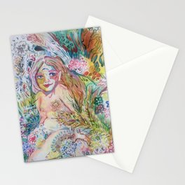 Lonely Little Petunia in an Onion Patch Stationery Cards