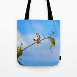 Swinging on a Vine Tote Bag