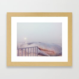 (De)humanity Framed Art Print