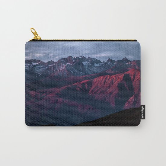 Red mountain 4 Carry-All Pouch