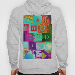 All You Need Is LOL Hoody
