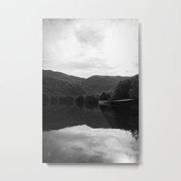 Lake Mansfield Metal Print
