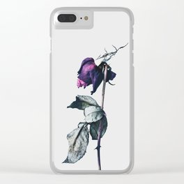 A Beautiful Demise X Clear iPhone Case