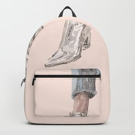 Chrome Shoes Backpack
