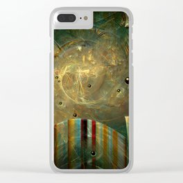Abstractus Clear iPhone Case