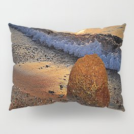 boulder in the sea  Pillow Sham