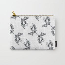 Crunchy Leaf Carry-All Pouch