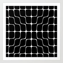 Energy Vibration 4. Frequency - Chladni - Cymatics Art Print